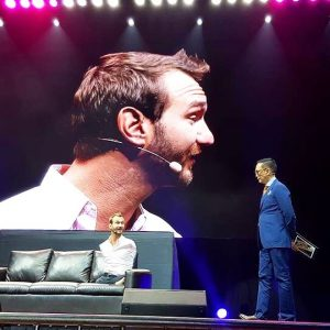 FJK and Nick Vuyicic
